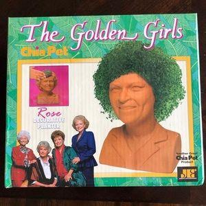 Golden Girls Chia Pet